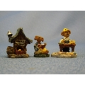 Wunnerful Village Boyds Bears Bearly Matthew's Bungalow