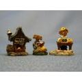 Wunnerful Village Boyds Bears Bearly Matthew's Bungalow