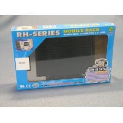 Lian Li RH-Series Black Mobile Hard Drive Rack RH-48 SATA