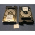 Lot of 2 9GB SCSI Hard Drives from a Dell Poweredge