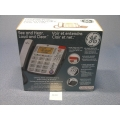GE See and Hear Loud and Clear Phone TC29579BE1(New)