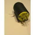 Pass & Seymour L520P 20A 125V Male Plug