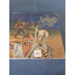 The Sinbad Collection Laserdisc Ray Harryhausen