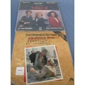 Indiana Jones Last Crusade, Working Girl Laserdisc Harrison Ford