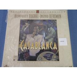 Casablanca Laserdisc 50th Anniversary Celebration