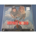 Wayne's World Laserdisc Widescreen