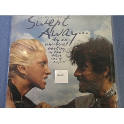 Swept Away Laserdisc Criterion Collection