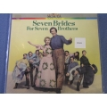 Seven Brides for Seven Brothers Laserdisc
