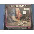 Blood Simple Laserdisc MCA Movie