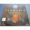 Stargate Laserdisc Kurt Russell James Spader Widescreen