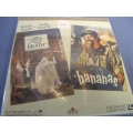 "Love and Death & ""bananas"" Laserdisc Woody Allen Diane Keaton"