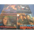 Lot of 5 Jean-Claude Van Damme Laserdisk Movies