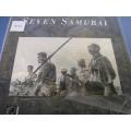 Seven Samurai Laserdisc Criterion Collection