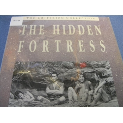 The Hidden Fortress Laserdisc Criterion Collection
