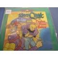 Jonny Quest Pirates from Below Laserdisc Volume 3