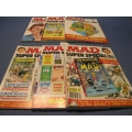 Lot 6 Mad Super Special Magazine Fall 79 No 11 12 14 16