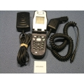 Motorola i90c Telus Mike Cellphone w Wall & Car Charger