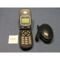 Motorola i530 Telus Mike Cellphone w Wall Charger