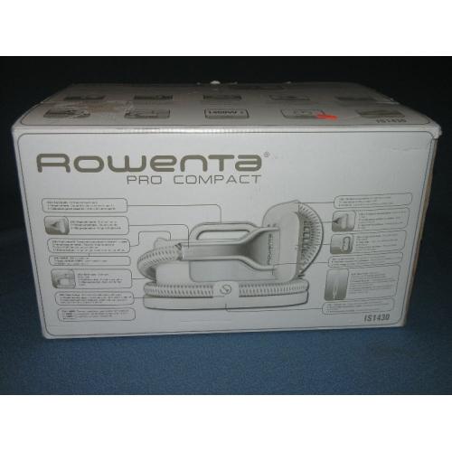 Rowenta Pro Compact Garment Steamer Allsold Ca Buy