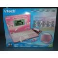 Vtech Pink Childs Nitro Ice Notebook - Age 6+