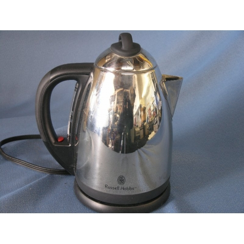 Russell Hobbs Electric Kettle ~ Russell hobbs l stainless steel electric kettle