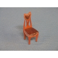 """Take a Seat Pearwood 1900 4"""" French Chair by Raine"""