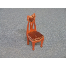 "Take a Seat Pearwood 1900 4"" French Chair by Raine"