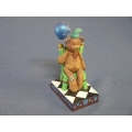Enesco Jim Shore's 'Bear on Chair with Balloon'