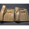 Northern Telecom / Nortel M9216 Business Grey Telephones