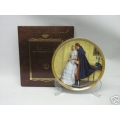 "Bradford Norman Rockwell ""Unexpected Proposal"" Plate"