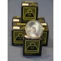 Lot 6 CAN EYC 12V 75W Tugsten Halogen Lamp Dichroic NIB