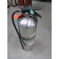 40 lb Water Extinguisher Silver