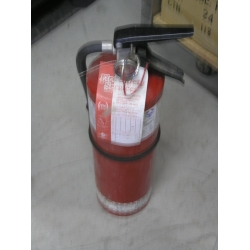 10 lb Fire Extinguisher Black Handle