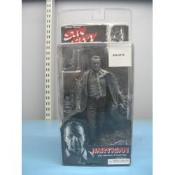 "Hartigon Sin City Action Figure Revolver & Lead Pipe 8"""