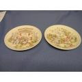 Watkins Country Kids collector Desert Plates