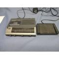 Sanyo TRC-7060 Memo Scriber Mini Cassette Dictaphone Recorder