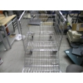 Rolling Metal  Product Cage 36 x 36 x 38