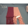 Foxy Pacific 2 Tone Pink Scarf