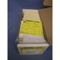 Box of 50 Tilt Watch plus Labels