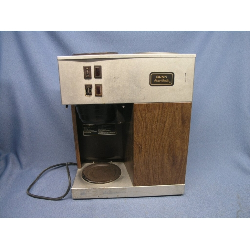 bunn pouromatic commercial coffee pot vpr - Bunn Commercial Coffee Maker