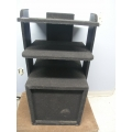 Audio Video Stand Black
