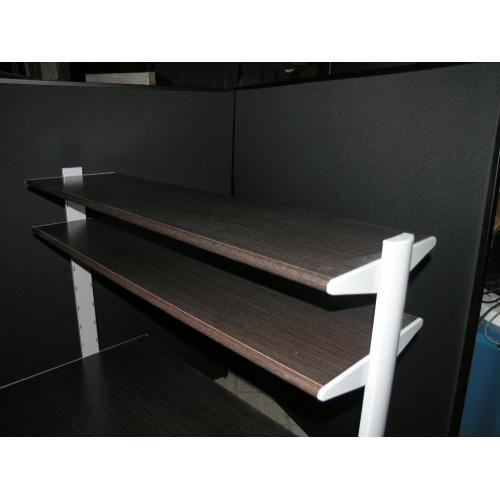 Beautiful IKEA FREDRIK Work Station Wood Grain Desk 48 X 28 X 29 Design