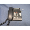 Nortel Networks T7100 Charcoal Black Business Telephone