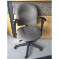 Charcoal Office Chair Adjustable