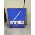 Print Brass Frame Attitude