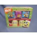 Sponge Bob Square Pants Hot Chocolate Mug Set