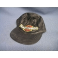Harley Davidson Leather Ball Cap Hat