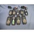 Lot of 9 i700plus Motorola Mic Phones