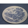 """Countryside"" Enoch Wedgewood Tunstall England Plate"