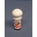 Vintage Avon Chief Andre Salt & Pepper Shaker
